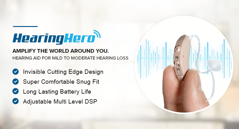 Hearing Hero Batteries