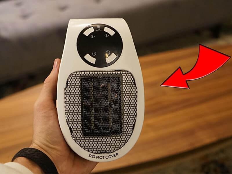 Hotix Mini Heater Reviews