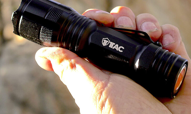 Tc1200 Flashlight Review
