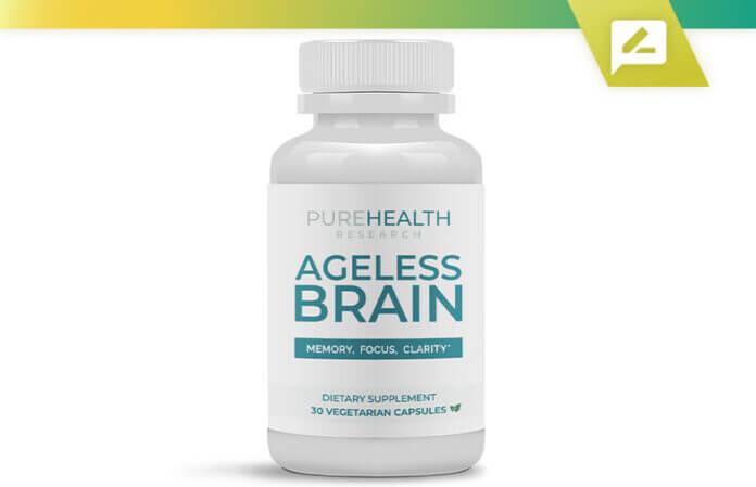 Ageless Brain Formula Review