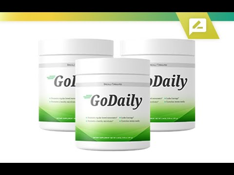 GoDaily Prebiotic Review